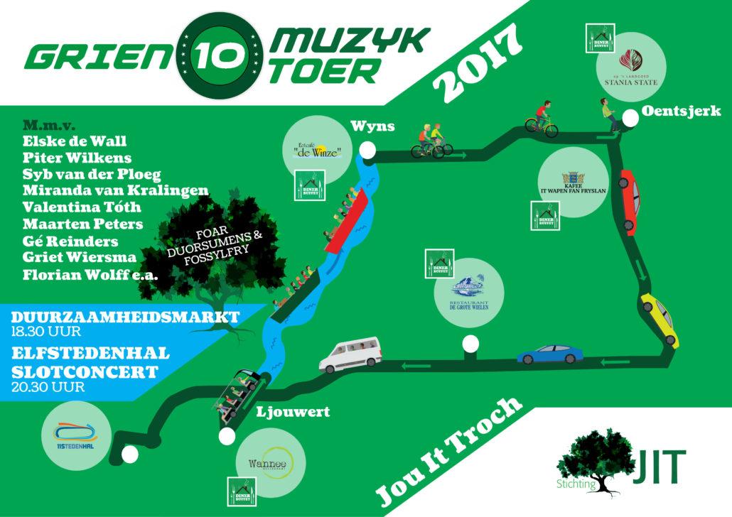 ROUTEKAART A4 GRIEN10MUZYKTOER 2017-DEF