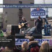 Piter Wilkens & Syb van der Ploeg Jou it Troch Elfwegentocht 2018