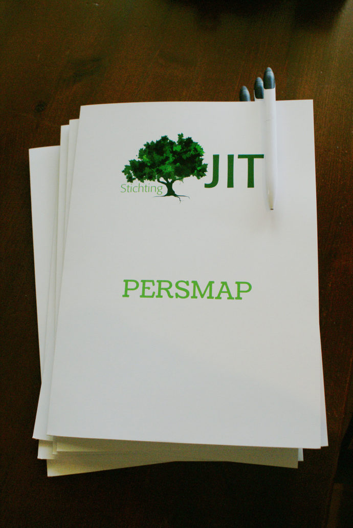 Persmap Stichting JIT Jou It Troch
