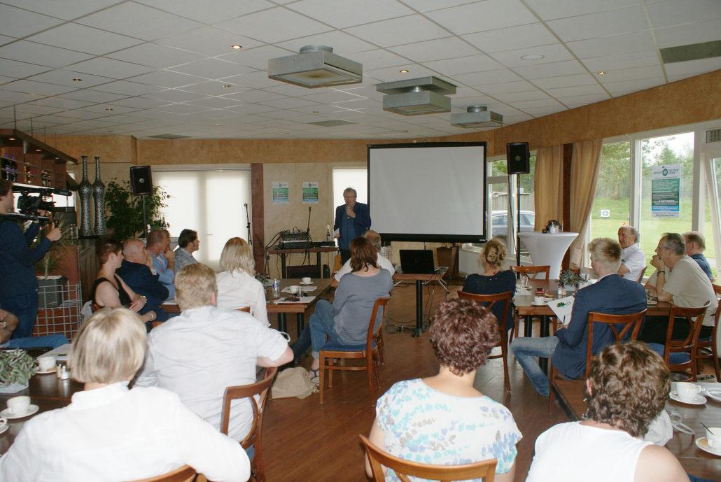 Wethouder duurzame ontwikkeling Gemeente Leeuwarden Jan Atze Nicolai